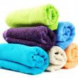 Cotton towels — Stock Photo #10161585