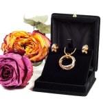 nové šperky set — Stock fotografie #10320121