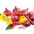 Hot and spice - Foto Stock