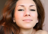 Young lady — Stock Photo