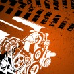 Постер, плакат: Vector engine