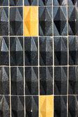 Ceramic wall — Stock Photo