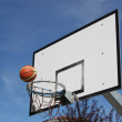 Basketball — Stock Photo #10645202