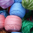 Balls of wool — Stock Photo #9669996