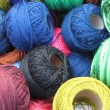 Balls of wool — Stock Photo #9670044