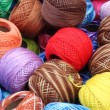 Balls of wool — Stock Photo #9670095
