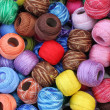 Balls of wool — Stock Photo #9670390