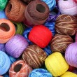 Balls of wool — Stock Photo #9670563
