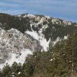 Mountains snow — Stock Photo #9693605