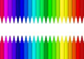 Barevná značka — Stock vektor
