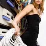 Sexy ISP — Stock Photo #10166158
