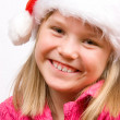 Sweet little Santa — Stockfoto #10166445