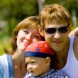 Happy family — Stock Photo #10166528