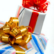 Gift boxes — Stock Photo #10166656