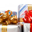 Gift boxes — Stock Photo #10166684