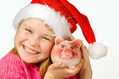 Xmas savings — Stockfoto