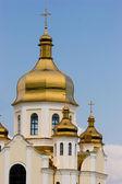 Golden domes — Stock Photo