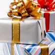 Gift boxes — Stock Photo #10175068
