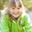 Sweet little girl — Stockfoto