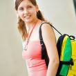 Young female student — Stock Photo