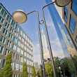 Stock Photo: Frankfurt am Main street view
