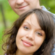 Happy couple — Stock Photo #10185496
