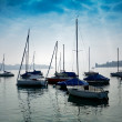 Yachts — Stock Photo #10185651
