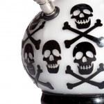 陶瓷水烟壶 — 图库照片