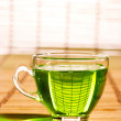 Green tea — Foto de Stock