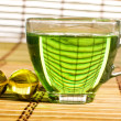 Green tea — Stock Photo #10186021