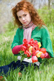 Red-Green-Red — Stockfoto