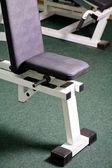 Gym hardware — Stock Photo