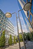 Frankfurt am Main street view — Stock Photo