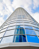 Skyscraper in Frankfurt am Main — Stock Photo