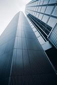 Skyscrapers in Frankfurt am Main — Stock Photo