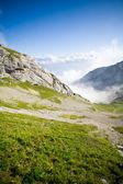 Montanha pilatus na Suíça — Fotografia Stock