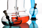 πολύχρωμες υδροσωλήνες — Φωτογραφία Αρχείου