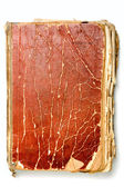 Ancient weathered paper book — Stock Photo
