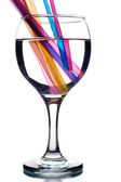 Rainbow drink — Stock Photo