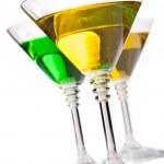 Martini bar — Stock Photo
