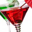 Martini bar — Stock Photo