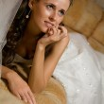 Bride portrait — Stock Photo #10370733
