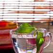 Green tea — Stock Photo #10370887