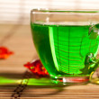 Green tea — Stock Photo #10371206