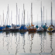 Yachts — Stock Photo #10371279