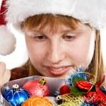 Santa's bag — Stock Photo #10371432