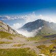 Mountain Pilatus in Switzerland — Stock Photo #10371540