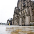 Cologne cathedral — 图库照片