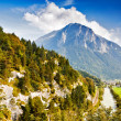 Mountain Pilatus in Switzerland — Foto Stock