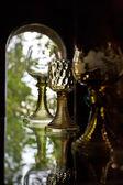 Starověký pohár — Stock fotografie